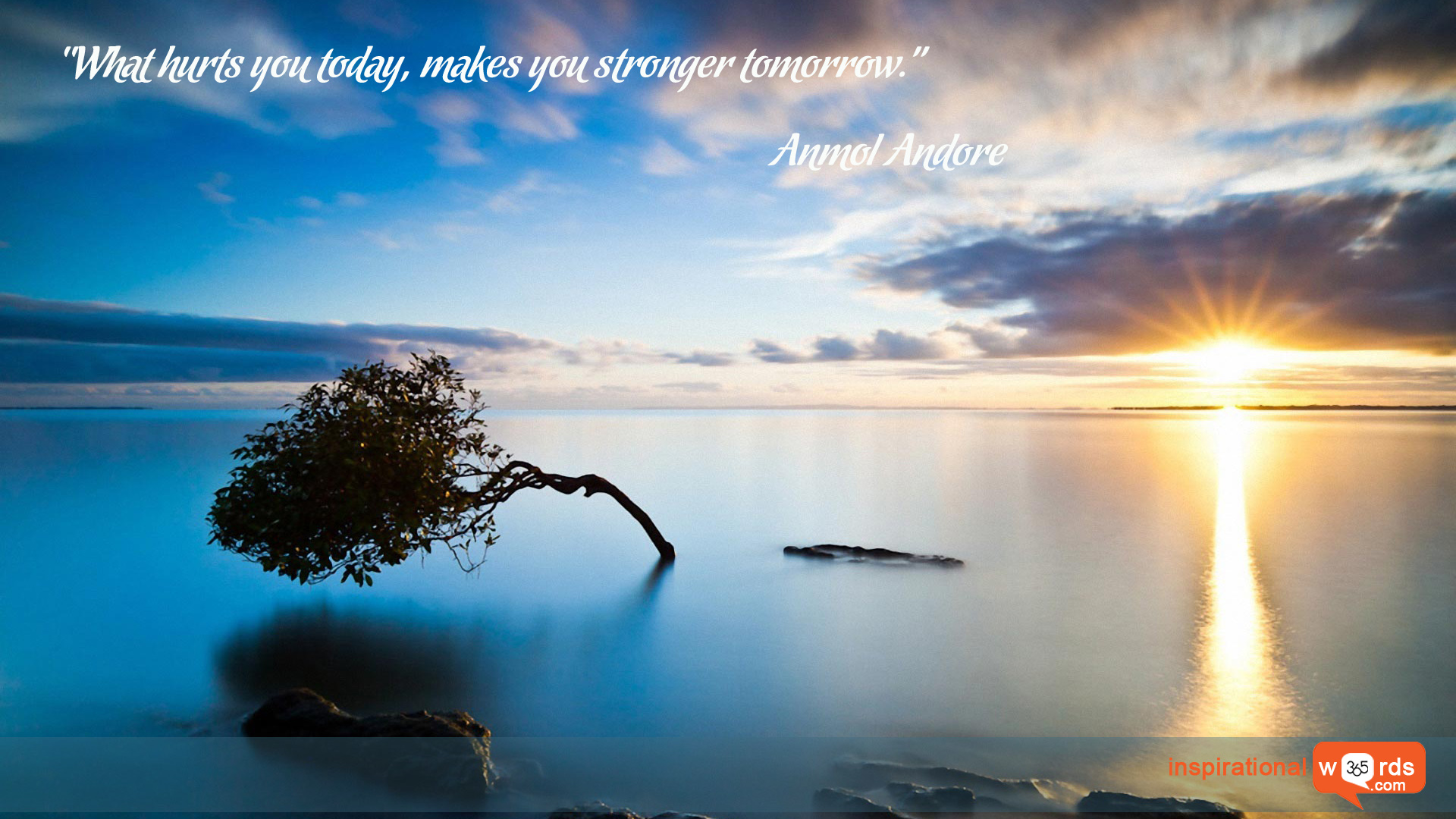 Inspirational Wallpaper Quote by Anmol Andore