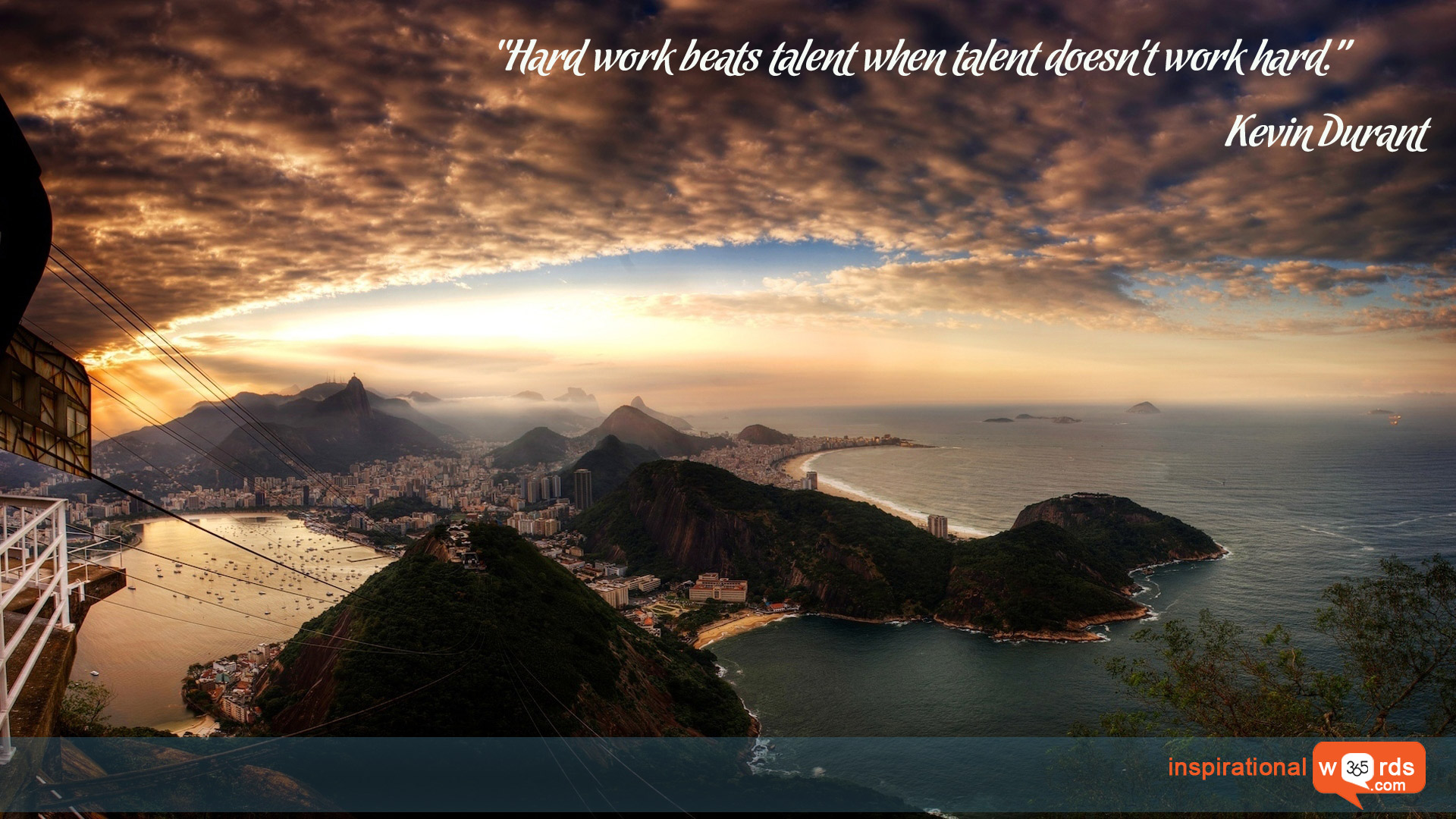 Inspirational Wallpaper Quote by Kevin Durant