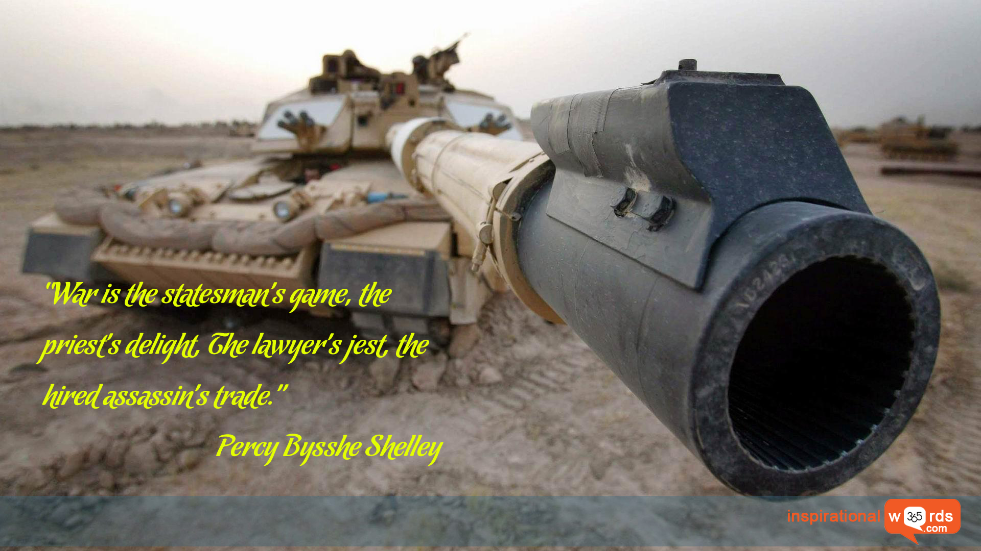 Inspirational Wallpaper Quote by Percy Bysshe Shelley
