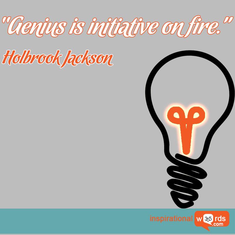 Holbrook Jackson inspiration