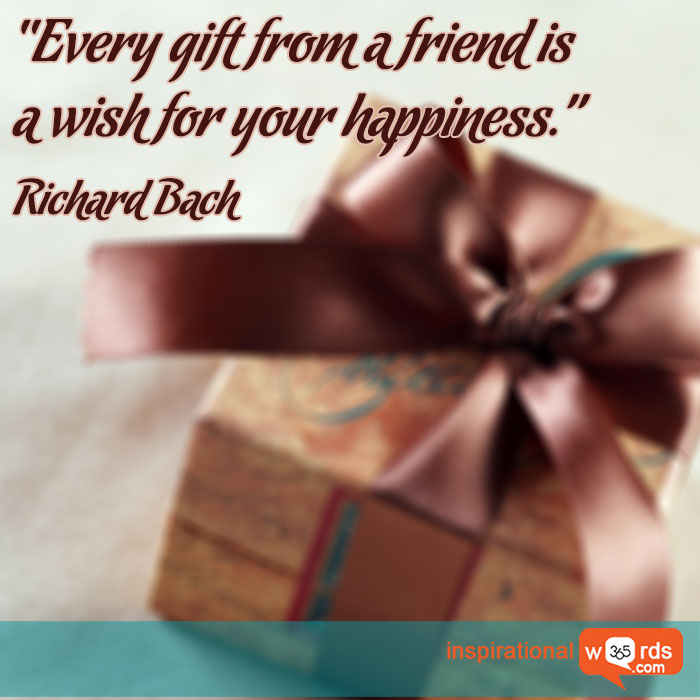 Inspirational Wallpaper Quote by Richard Bach